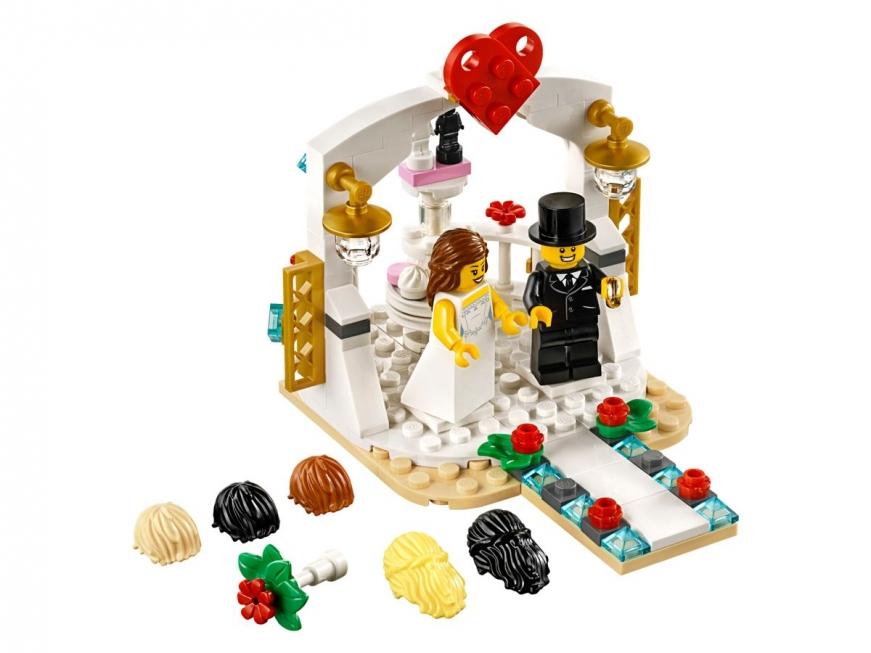 Lego 40197 Wedding Favor Set 2018 - Prices